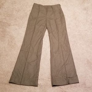 Burberry London Wool Blend Dress Pants